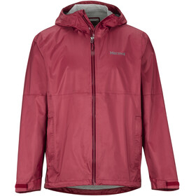 Marmot PreCip Eco Plus Jacket Men brick
